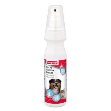 Beaphar pasta de dientes para perros en spray
