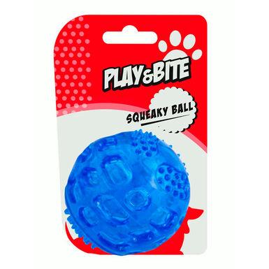 Juguete Squeaky Ball de Play&Bite para perro