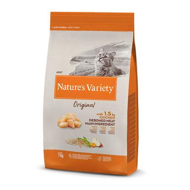 Nature's Variety Original con pollo para gato