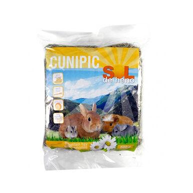 Heno fresco de manzanilla Cunipic 500 g