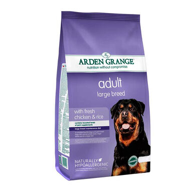 Arden Grange Adult Razas Grandes 12 kg