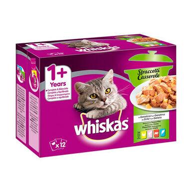 Whiskas Casserole Mixed 12 x 85 gr