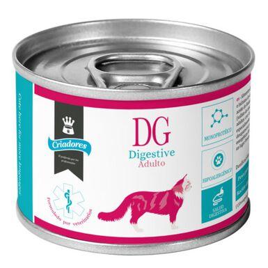 Criadores Dietetic Digestive comida húmeda gatos 200gr