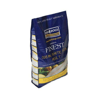 Fish4Dogss Adult Complet Mini pienso para perros