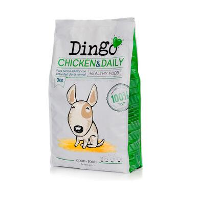 Dingo Chicken & Daily pienso para perros