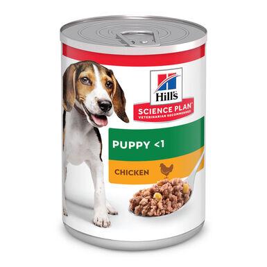 Hill's Puppy pollo lata 370gr