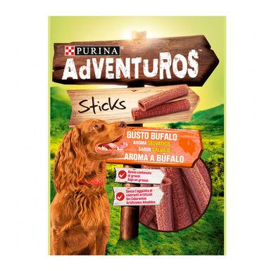 Snacks Purina Adventuros Stick Búfalo 6x20 gr