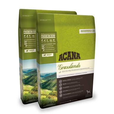 Acana Grasslands - 2x11,4 kg Pack Ahorro
