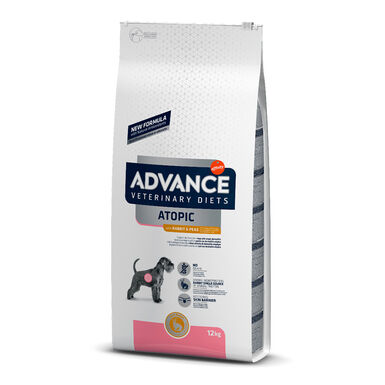 Affinity Advance Veterinary Diets Atopic Conejo y guisantes