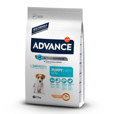 Advance Baby Protect Puppy Mini pienso cachorros