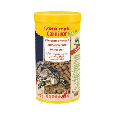 Alimento Tortugas de Agua Professional Carnivor Sera