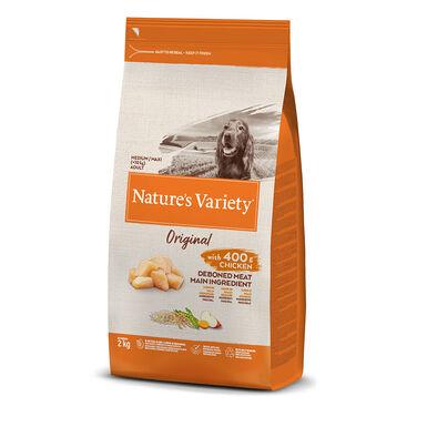 Nature's Variety Original Medium Adult pollo