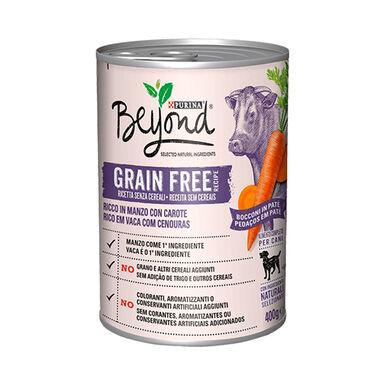 Lata Beyond Grain Free varios sabores 400 gr