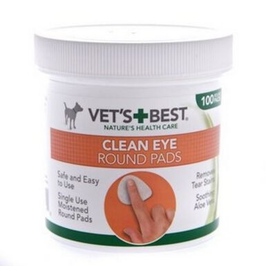 Vet's Best Clean Eye limpiador de ojos para perros