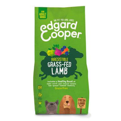 Edgard & Cooper Cordero Fresco pienso para perros