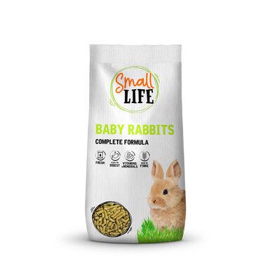 Alimento Premium para Conejo Baby Gama Small Life