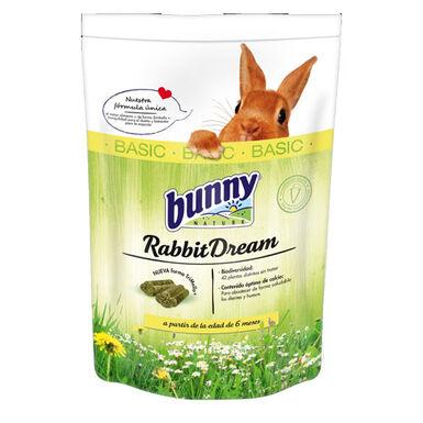Bunny Rabbit Dream Basic pienso para conejos
