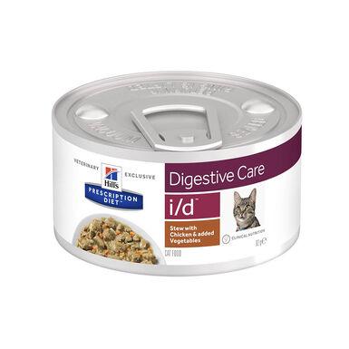 Hill's Prescription Diet Gato i/d estofado pollo 82 gr