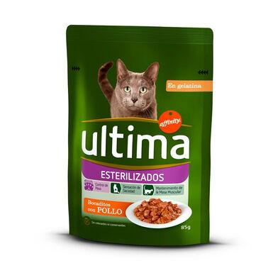 Affinity Ultima Feline Húmedo 85 gr