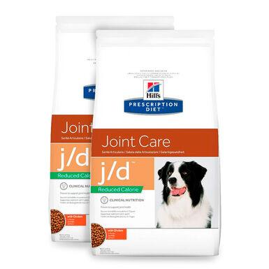 Hill's Prescription Diet j/d reduced calorie original - 2x12 kg Pack Ahorro