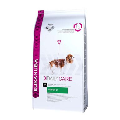 Eukanuba Daily Care Senior 9+ 12,5kg
