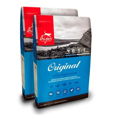 Orijen Adult - 2x11,4 kg Pack Ahorro