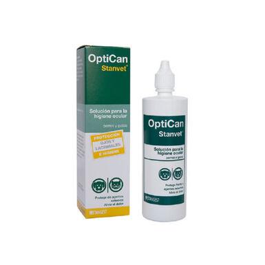 Stanvet OptiCan limpiador de ojos para mascotas