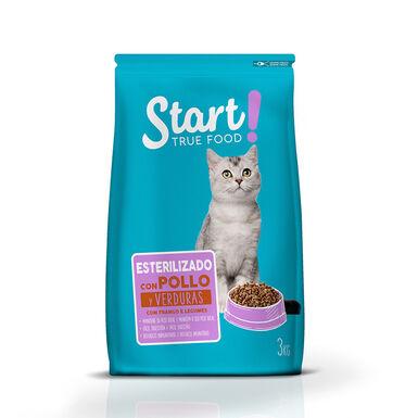 Start Feline Esterilizado