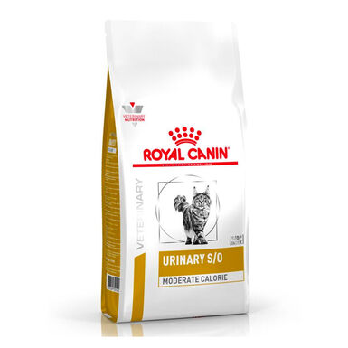Royal Canin Feline Veterinary Diet Urinary S/O Moderate Calorie