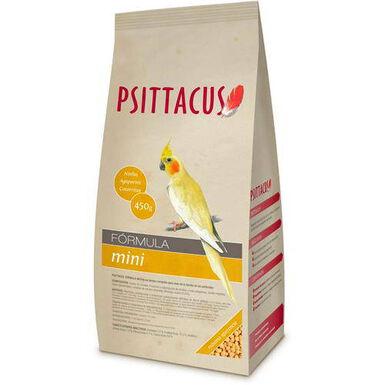 Psittacus pienso mantenimiento para aves mini