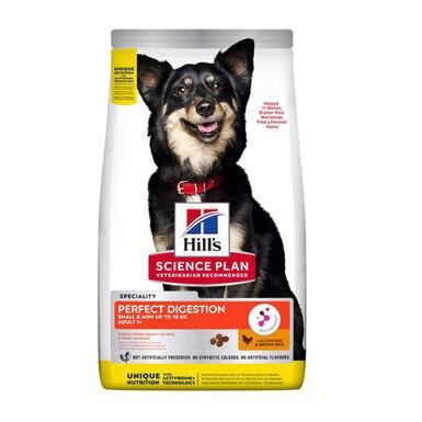 Hill's SP Perfect Digestion Mini pienso para perros de raza pequeña