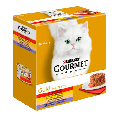 Gourmet Gold Tartallete Surtido