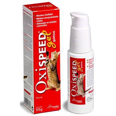 Pharmadiet Oxispeed gel antienvejecimiento gatos