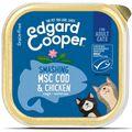 Edgard & Cooper bacalao y pollo comida para gatos image number null
