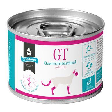 Criadores Dietetic Gastrointestinal húmeda gatos 200gr