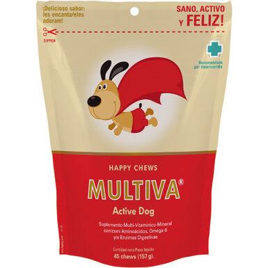 Vetnova Multiva Active Dog vitaminas para perros