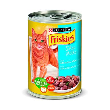 Lata Friskies Feline Adult 400 gr