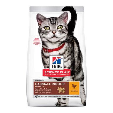 Hill's Feline Hairball pollo