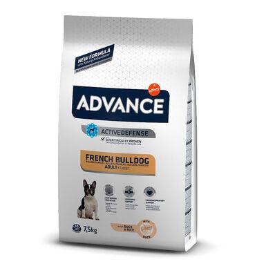 Affinity Advance Bulldog Francés 7.5kg