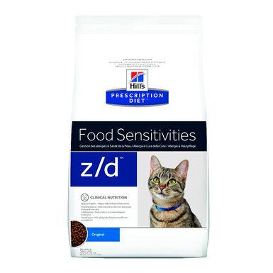 Hill's Feline Prescription Diet z/d Low Allergen 2 kg
