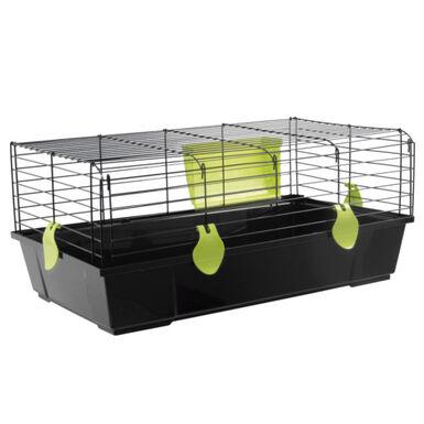 Voltrega grande con puerta frontal jaula conejos