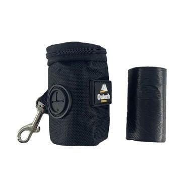 Dispensador de bolsas higiénicas Outech color negro