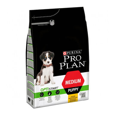 Pienso para perros Purina Pro Plan Puppy OptiStart pollo y arroz