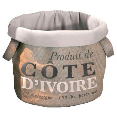 Europet Cote D'Ivoire cama de diseño saco de café