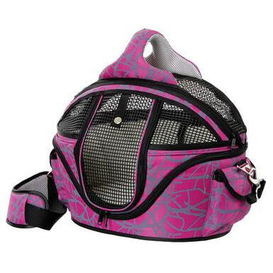 Flamingo Shopper Deluxe bolso transportín rosa