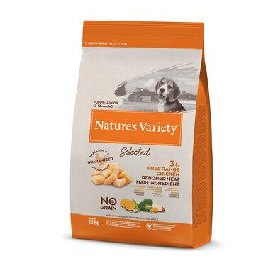 Nature's Variety Selected Pollo para cachorro