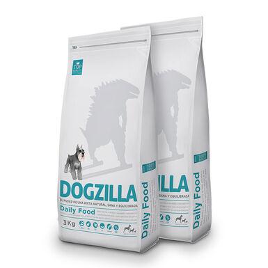 Dogzilla Adult pollo y arroz - 2x3 kg Pack Ahorro