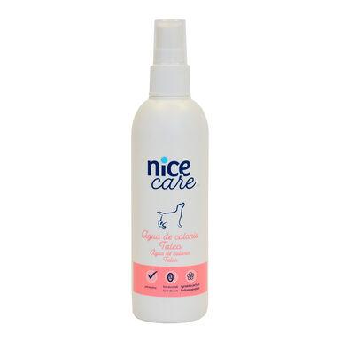 Agua de Colonia Nice Care olor Talco para perro 125 ml