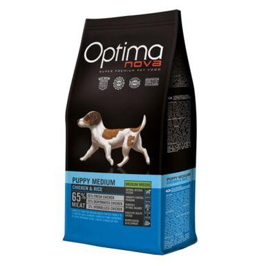 Optima Nova Puppy Medium pienso para perros