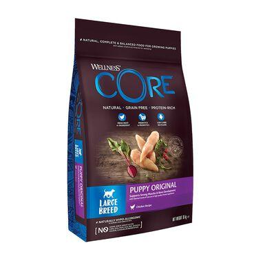 Wellness Core Cachorro Razas Grandes Original